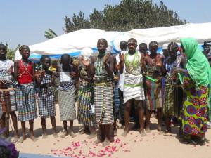 Cultural Presentation by Banjulinding Students